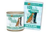 Weruva` Dogs In The Kitchen Funk in the Trunk – With Chicken & Pumpkin Au Jus Dog Treat Dog Food Pouches 12-2.8 oz ea.(Fast Delivery)