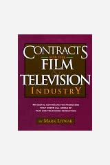 Contracts for the Film and Television Industry Paperback
