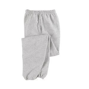 - Jerzees mens 9.5 oz. 50/50 Super Sweats NuBlend Fleece Pocketed Sweatpants(4850P)-OXFORD-M