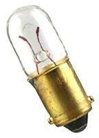 CEC INDUSTRIES 1813 LAMP, INCANDESCENT, MINI BAYONET/BA9S, 1.44W (5 pieces)
