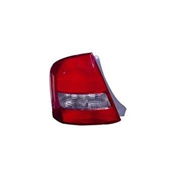 Amazon Com Mazda Protege Protege5 Tail Light Assembly