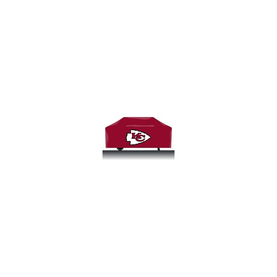 Kansas City Chiefs NFL Grill Cover Deluxe