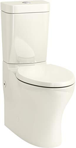 KOHLER 3815-96 Persuade Toilet, Biscuit -