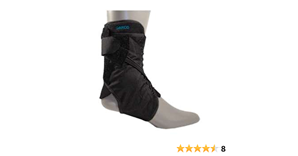 Darco Web Ankle Brace Support Sport Medium W 9.5-11 M 7.5-10