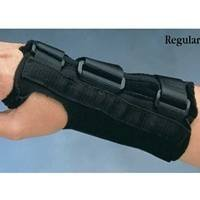 - Comfort Cool Wrist Splint D-Ring (Left Medium - 6.5