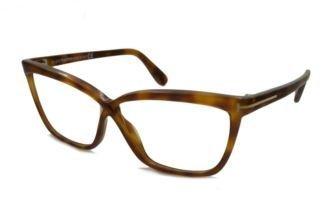 Tom Ford for woman ft5267 - 053, Designer Eyeglasses Caliber 56 by Tom Ford