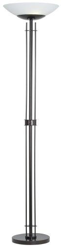 Possini Euro Bronze 72-Inch-H Torchiere Floor Lamp