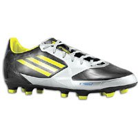 adidas F30 TRX FG Men's Soccer Cleats (10.5, Black/Lab Lime/Metallic - Fg Trx F30