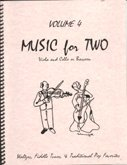 Music for Two: Viola and Cello or Bassoon, Vol. 4