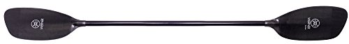 - Werner Sho-Gun Carbon Straight Shaft Whitewater Kayak Paddle-194cm