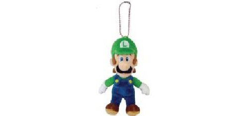 Global Holdings Super Mario Plush Key Chain - 5.5