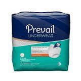 Prevail Extra Absorbency Incontinence Underwear, Extra Large, 14-Count - Diapers In Xl Size