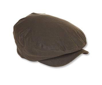 Barbour Cheviot Wax Flat Cap: Amazon.es: Ropa y accesorios