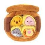 Hunny Pot Costume - Disney Winnie the Pooh Winnie the Pooh ''Tsum Tsum'' Plush Honey Pot Set Japan Import