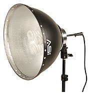Smith Victor 401020 Smith Victor DigilightTM FL3 3-SOCKET Light With Ceramic Sockets & 3 Fluorescent Lamps