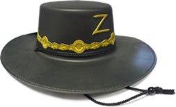 [Zorro Adult Hat] (Zorro Hat)