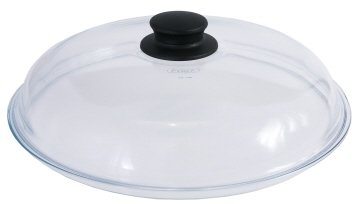1x Pyrex glass lid 20cm saucepan lids, pot support CONTACTO
