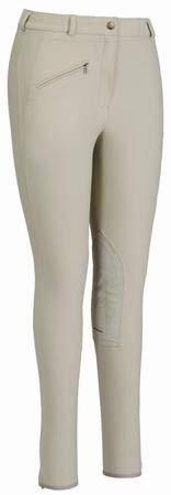 TuffRider Ladies Ribb Knee Patch Breeches (Regular)