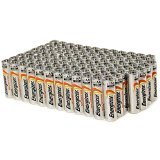 Energizer Advanced AA Alkaline Bulk Battery - 100 Count