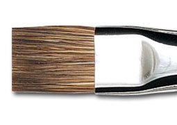 (Isabey Siberian Fitch Brush Series 6175 Flat)