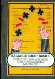 Balance Sheet Basics, Ronald C. Spurga, 0531155005