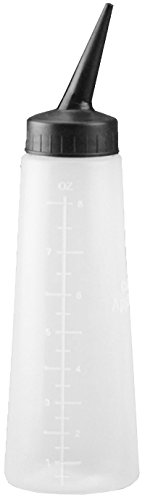 Tolco Empty Applicator Bottle with Slant Tip 8 oz. - 6 (Tolco Empty Spray Bottle)