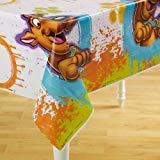 Hallmark - Scooby Doo Plastic Tablecover]()