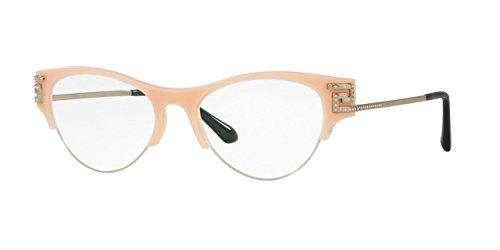Versace VE3226B Eyeglass Frames 5186-51 - 51mm Lens Diameter Matte Pink - Pink Versace Glasses