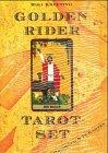 Golden Rider (Set): Buch und 78 Tarot-Karten