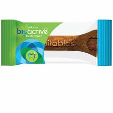 Fruitables 72 Count Bioactive Fresh Mouth Dental Chews Small Singles