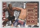 Rashad Evans; Chuck Liddell (Trading Card) 2013 Topps UFC Knockout - Ultimate Knockouts #UKO-8