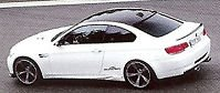 Ac Schnitzer Carbon Fiber - BMW E92 Coupe M3 AC Schnitzer CARBON FIBER Rear Spoiler
