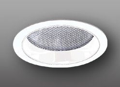 "Elco Lighting ELS542W S5 5"" Regressed Albalite Lens and Reflector - ELS542 ()"