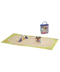 Breyer: Canadian Rockies Show Jumping Derby Play Set