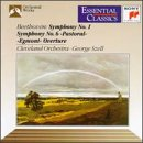 Beethoven: Symphonies Nos. 1 & 6 / Egmont Overture (Essential Classics) Beethoven Symphonies Nos