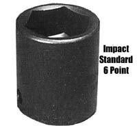 """Price comparison product image 1 / 2"""" Drive Deep 6 Point Socket Impact 27 mm (KDT536127)"""
