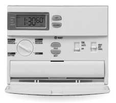 LuxPro PSP511 Programmable Thermostat