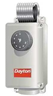 Peco TF115-001 NEMA 4X Line Voltage Thermostat, Gray - Hvac ...