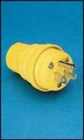 MOLEX/WOODHEAD 14W47 CONNECTOR AC POWER, PLUG, 15 A, 125V