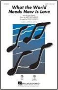 Mobibook download What the World Needs Now Is Love - Burt Bacharach - SAB - SAB - Sheet Music by Burt Bacharach PDF PDB