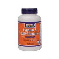 Now Foods: Pygeum и Saw Palmetto экстракт, 120 sgels (2 шт)