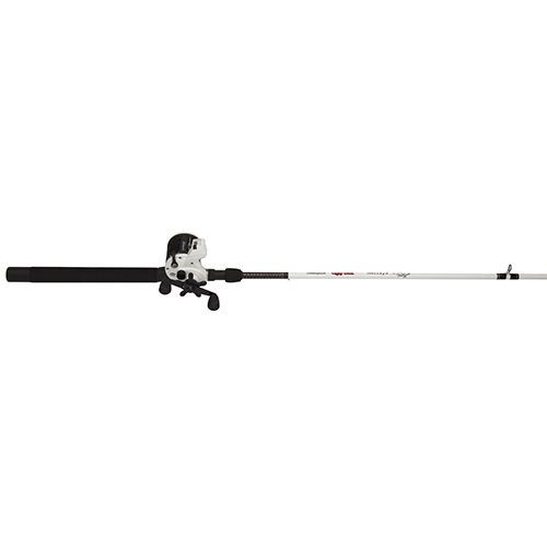 - Ugly Stik USCAWAL762ML/RNDCBO Walleye Round Combo, 7'6