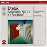 Dvorak-Symphonies N 7-8-9-Coli