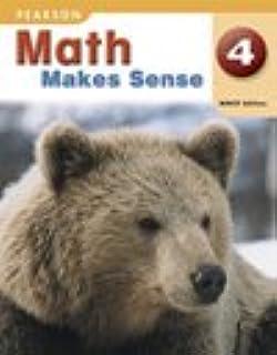 Math makes sense practice homework book grade 4