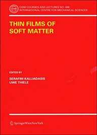 Thin Films of Soft Matter