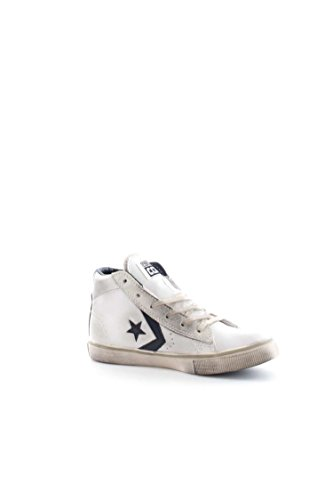 Converse 655123CS Pro Leather Sneakers Junior Unisex White Navy
