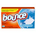 Bounce Fresh Linen Scent Fabric Softener Sheets 80 CT (Pack of 36) by Bounce