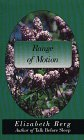 book cover of Range of Motion