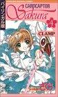 Cardcaptor Sakura: 4 (Kodansha bilingual comics) (English and Japanese Edition)