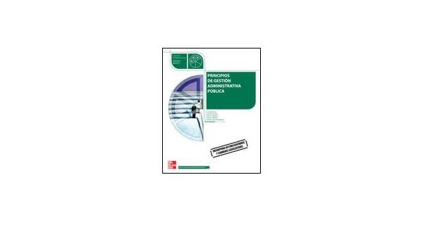 Principios de gestión administrativa pública: Amazon.es: Jimnez Blasco: Libros